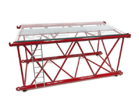 Weiss Brothers MLC300 Lattice Boom Section Display Table
